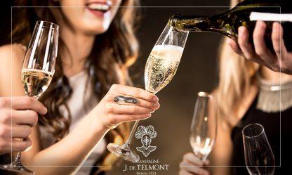 Champagne J-De Telmont