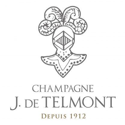 Champagne J De Telmont Depuis 1912
