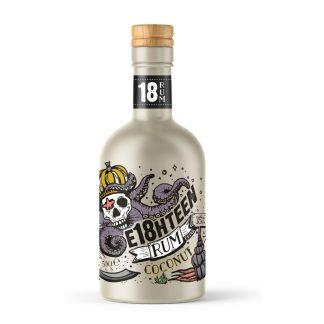 E18hteen Coconut Rum Drink 50cl