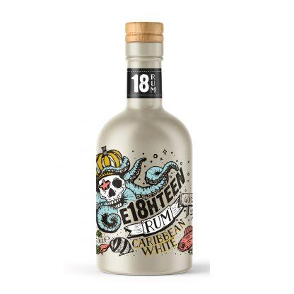 E18hteen White Rum 50cl