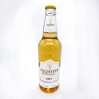 E18ghteen Cider Dry