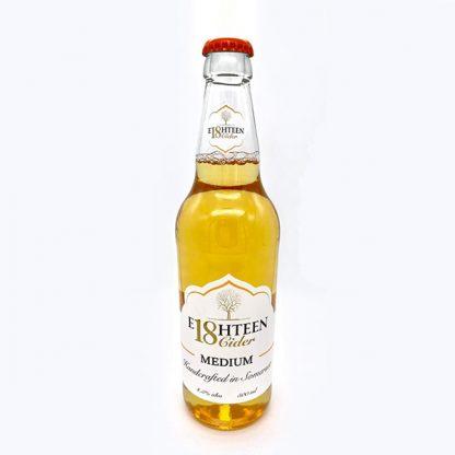 E18ghteen Cider Medium