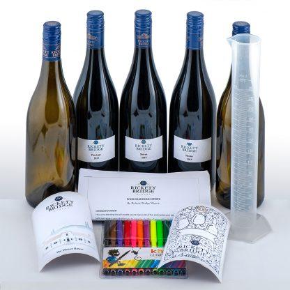 Red Wine Blending Kit